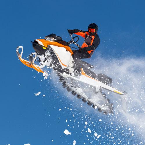 snowmobilew